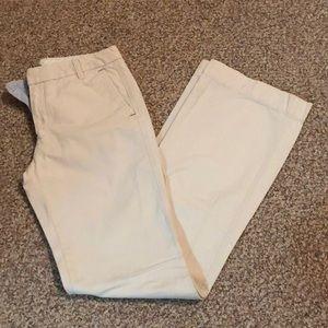 Khaki pants- Gap